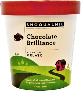 Chocolate Brilliance Gelato